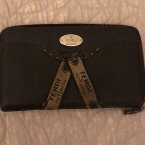 Fendi Wallet Very Worn